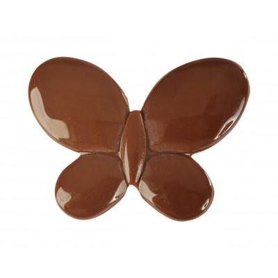 Papillons à parsemer (x12) chocolat