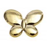 Papillons métallisés (x12) or