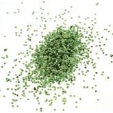 Paillettes vert anis