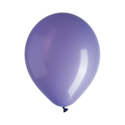 Ballons mats parme (x100)