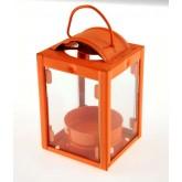 Petite lanterne orange