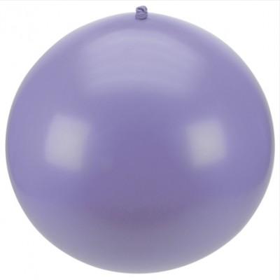 Ballon géant couleur lavande (x1)