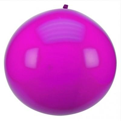 Ballon géant couleur fuchsia (x1)