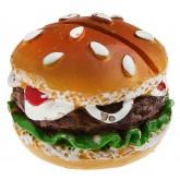 Marque-place hamburger (x2)