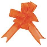 Mini noeuds orange (x5)