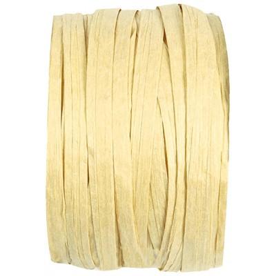 Raphia papier ivoire