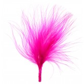 Plumes fuchsia (x20)