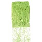 Bande d abaca vert anis