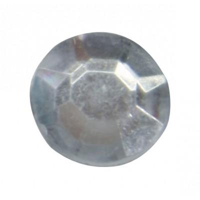 Diamants plats (x50) transparent