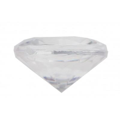 Petits diamants de déco (x50) transparent