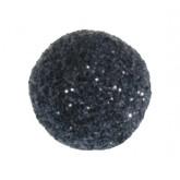 Mini boules festives (x50) noir