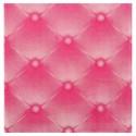 Serviettes de table capitonnées (x20) fuchsia