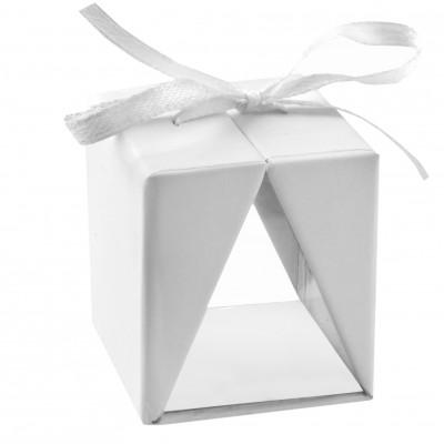 Boîtes cadeau (x4) blanc