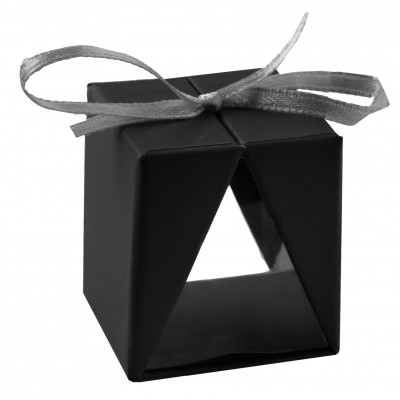 Boîtes cadeau (x4) noir