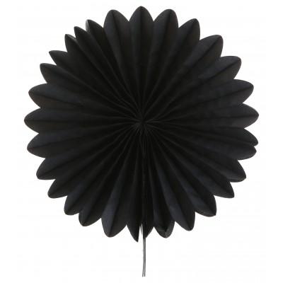 Eventails décoratifs (x2)noir