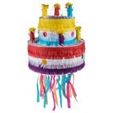 Pinata Gâteau d'anniversaire