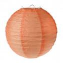 Petits lampions décoratifs (x2) Corail