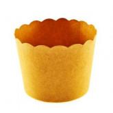 Petits pots en Kraft pour Cup Cake x 25