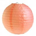 Lampions décoratifs (x2) Corail