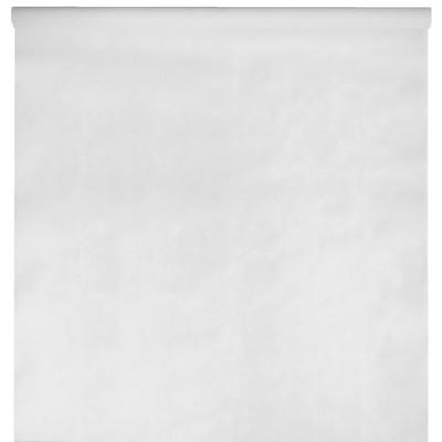 Rouleau de nappe blanche 10m