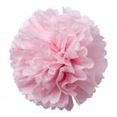 2 pompons Rose