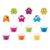 "Kit cupcakes ""Petits Monstres"""