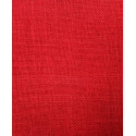 Chemin de table Rouge 28 cm x 5m