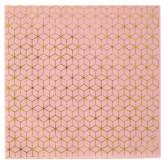 Serviettes carreaux de ciment cuivrées x 20