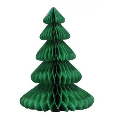 Sapin alvéolé vert 20 cm