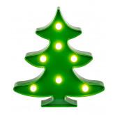 Sapin vert LED