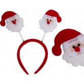 Serre tête père Noël