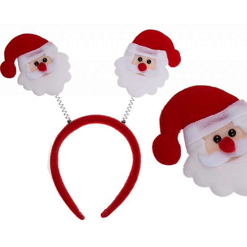 serre tete de noel Serre tête Père Noël   MaPlusBelleDeco.com serre tete de noel