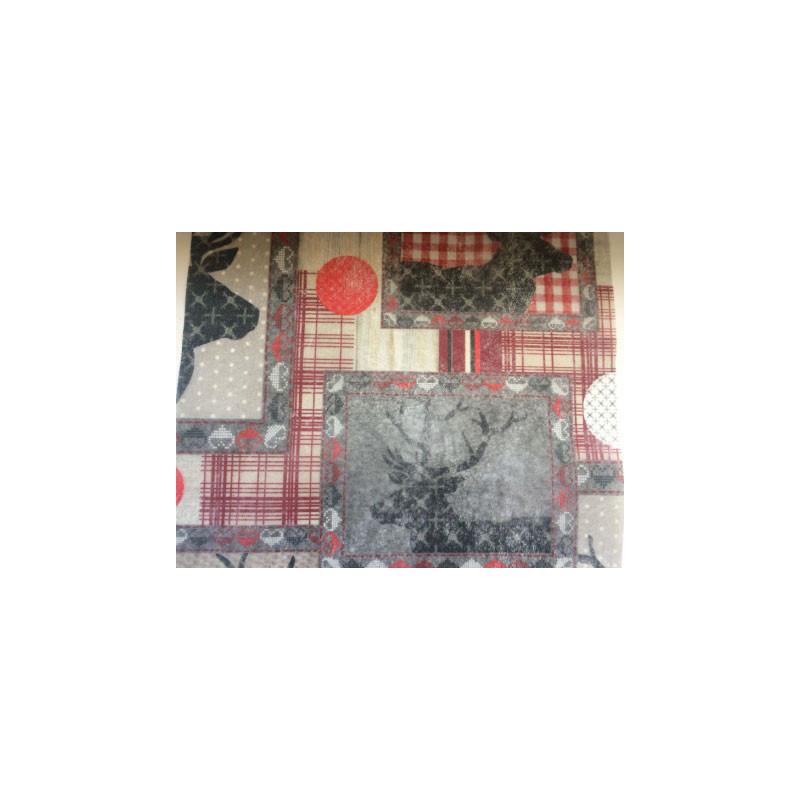 chemin de table rennes et carreaux. Black Bedroom Furniture Sets. Home Design Ideas