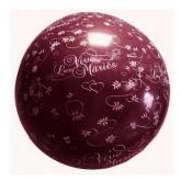 Ballon géant Vive les Mariés bordeaux