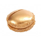 Marque-place macaron or x2