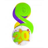 Suspensions âge (x3) 20