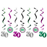 Suspensions spirales (x7) âge 30