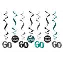 Suspensions spirales (x7) âge 60