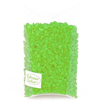 Pépites décoratives vert anis