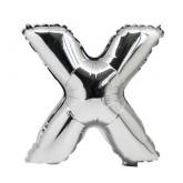 Ballon Mylar Lettre X