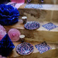 Assiettes Lovely Flowers x8