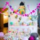 10 bougies géantes pastel