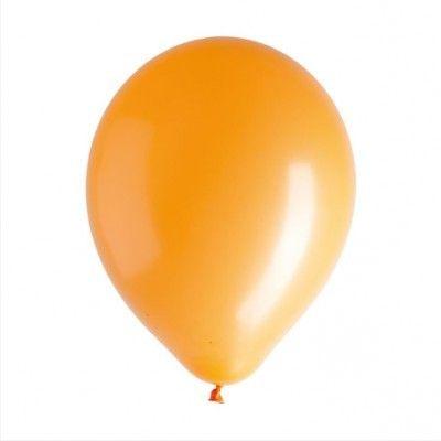 Ballon déco mandarine (x10)