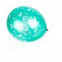 Ballons 100 ans (x6)