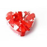 Confettis de bains cœurs parfumés