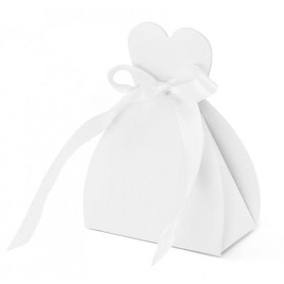 Robes de mariée à garnir (x10) blanc
