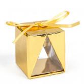 Boîtes cadeau (x4) or