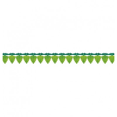 Guirlande raisin vert