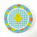 Assiettes de Pâques (x8)