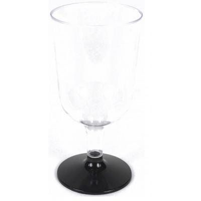 Verres à vin noir (x8)